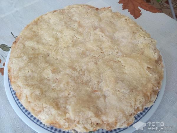 Рецепт пирог с манной крупой