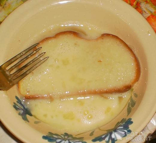 Крутоны рецепт с фото на сковороде