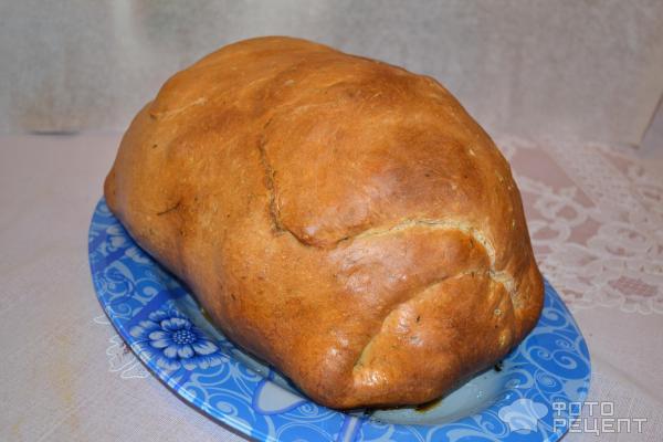 Курица в хлебе рецепт с фото
