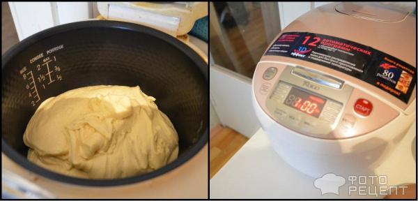 Рецепты кексов для мультиварки