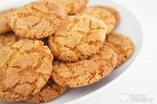Печенье на меду