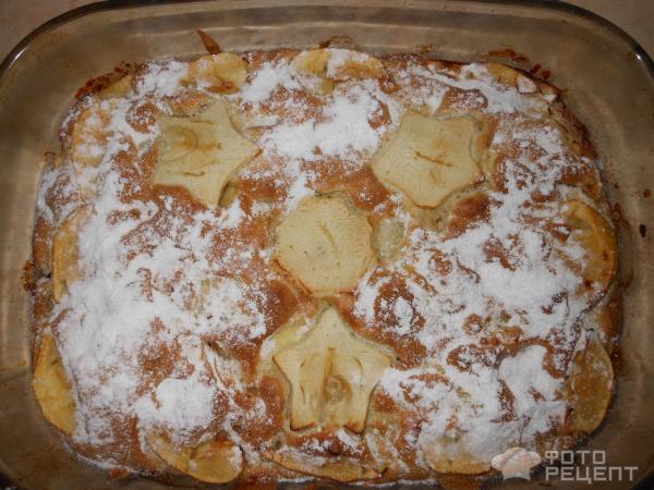 Пошаговые рецепты пирога шарлотка