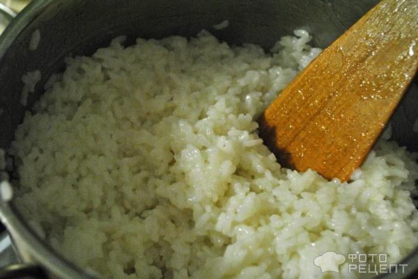 Как в мультиварке сделать рис для суши
