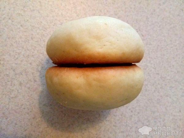 Печенье Персики фото