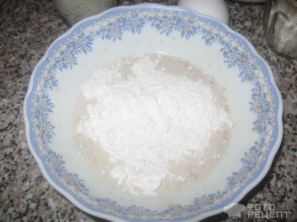 Пирог с горбушей и картошкой фото