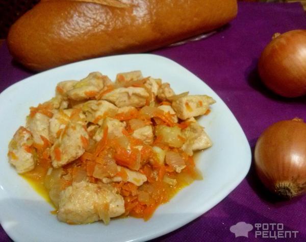 Тушить филе с картошкой рецепты