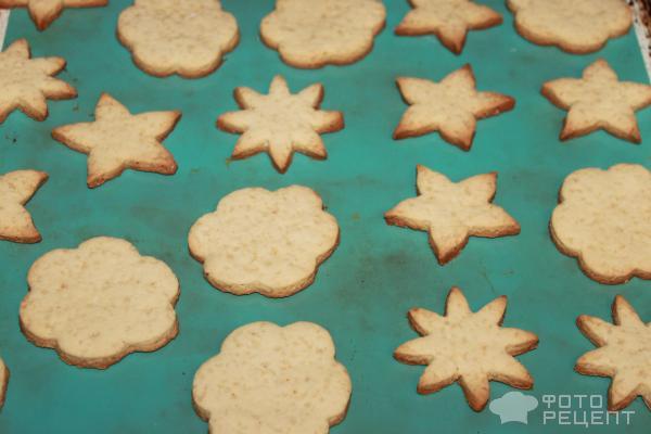 Медовое печенье фото