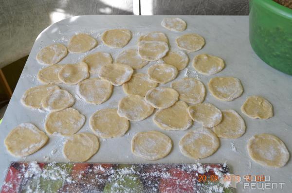 пельмени печеные в духовке фото