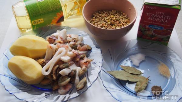 Рецепты высоцкая соус для морепродуктов