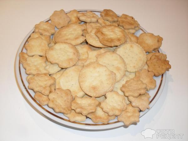 Рецепты крекеров в домашних условиях с фото 944