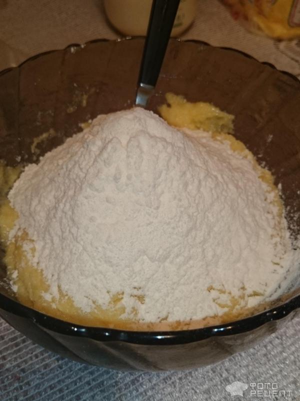 Тесто безе для торта