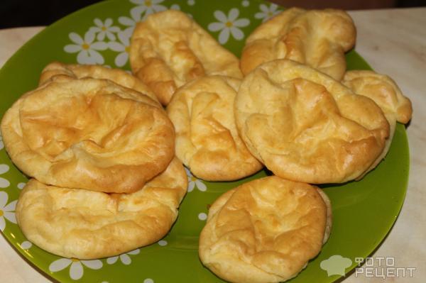 Пирожные Эклеры фото