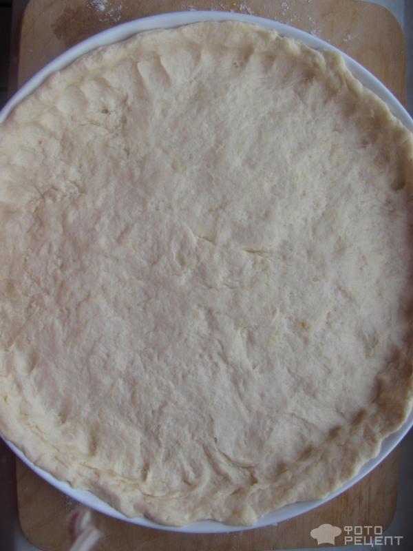 Сметанное тесто для пирога