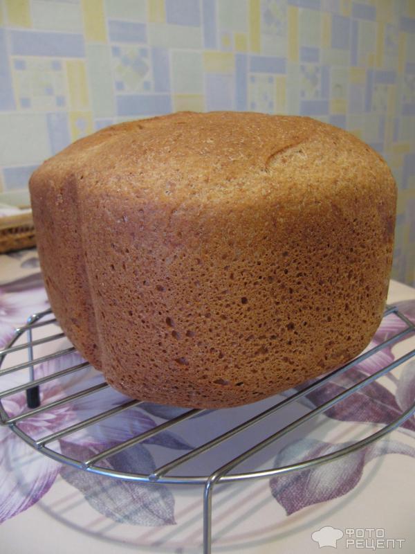 Ржаной хлеб в хлебопечке рецепт из ржаной муки рецепт пошагово