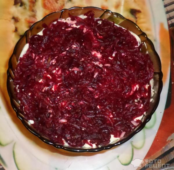 Салат янтарный рецепт