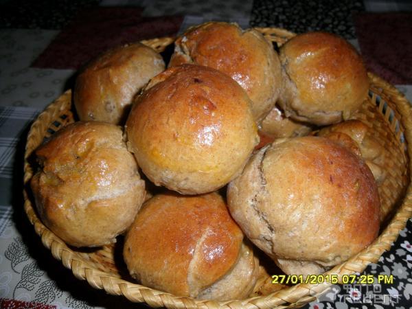 Ржаные булочки рецепт с фото