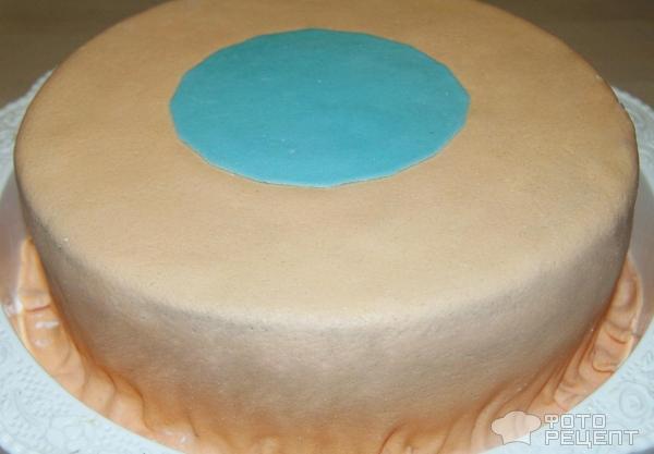 Торт из мастики своими руками бисквит 313
