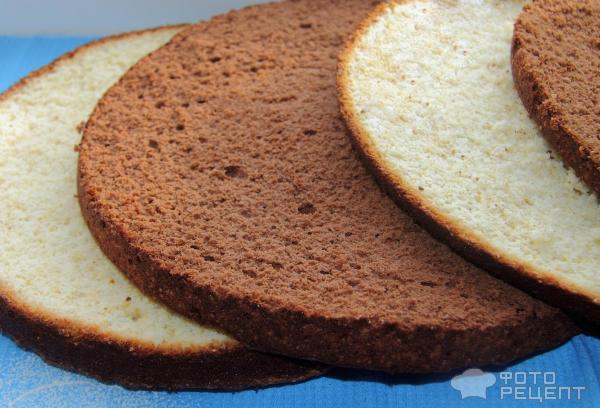рецепт бисквита для торта с мастикой