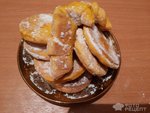 Пряники из тыквы рецепт