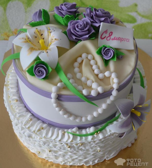 Торт Карамельное удовольствие фото