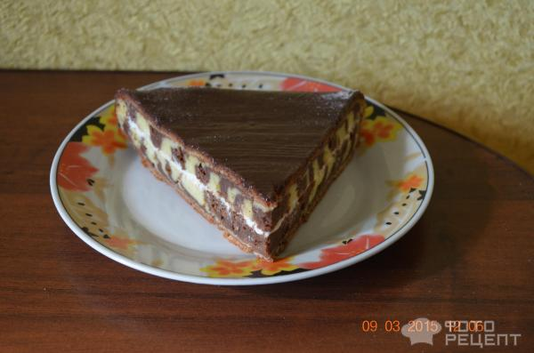 торт зебра рецепт с фото vip
