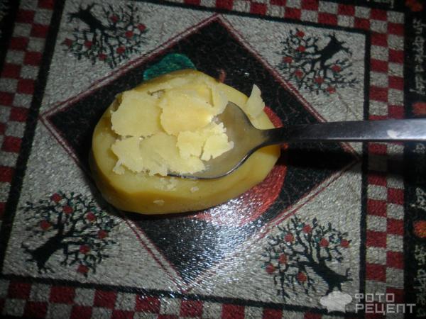 Фаршированный картофель фото