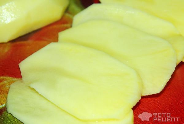 Стейки зубатки запеченые в духовке фото