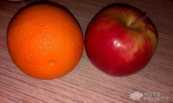 Рецепт пирог с яблоками и апельсинами