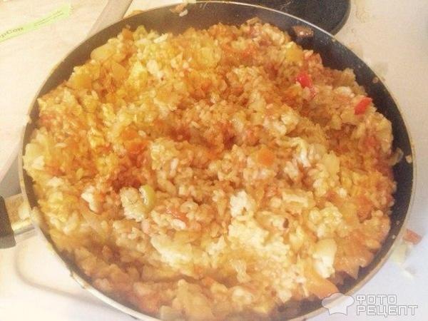 Вкусно приготовить плов в сковороде рецепт