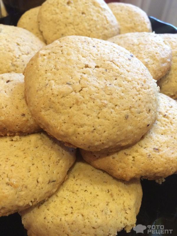 Печенье рецепт на маргарине пошагово
