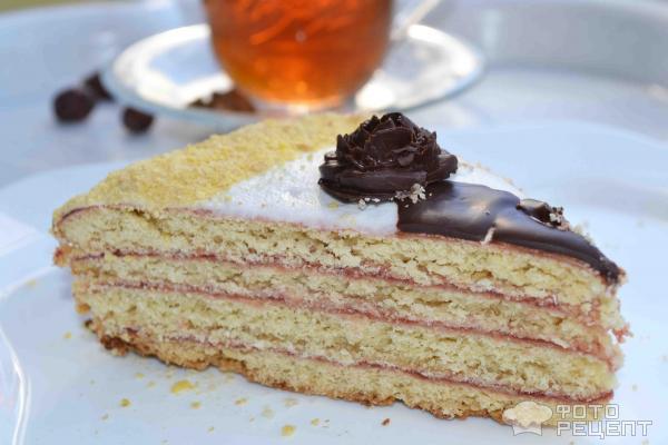вкусный песочный торт рецепт простой