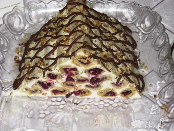 Торт монастырская изба рецепт с пошагово классический