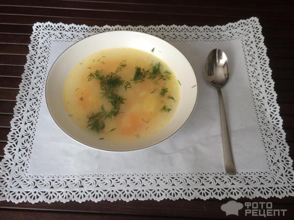 Суп Рыбный фото