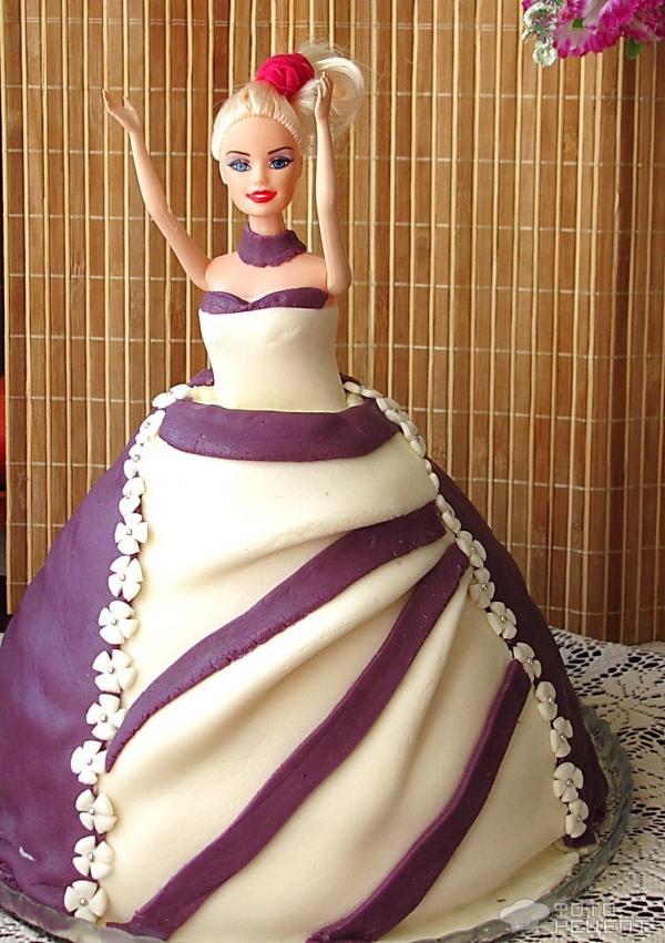 Кукла торты рецепты 96