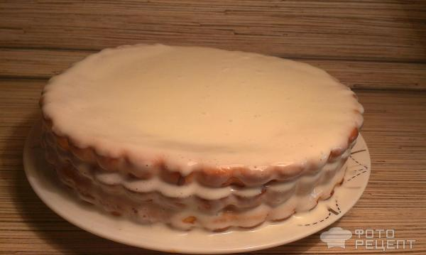 Бабушкин торт как в бахетле рецепт с пошагово