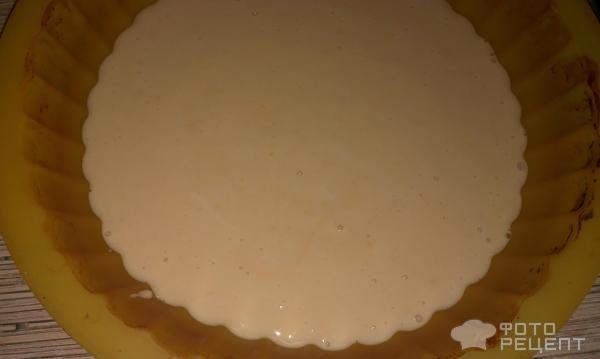 Пирог с консервированными ананасами фото