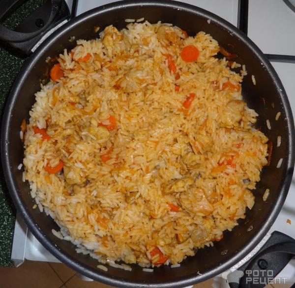 Как вкусно приготовить рис с морковью и луком и