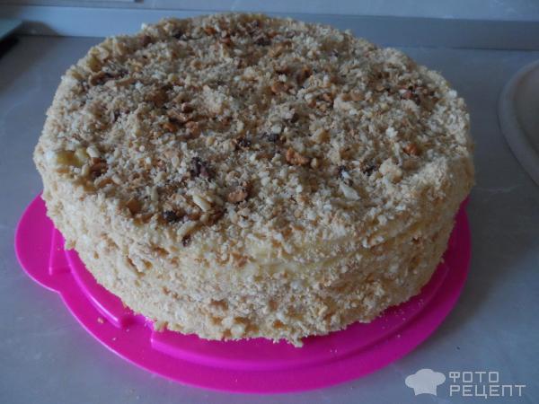 Хороший рецепт торта наполеон