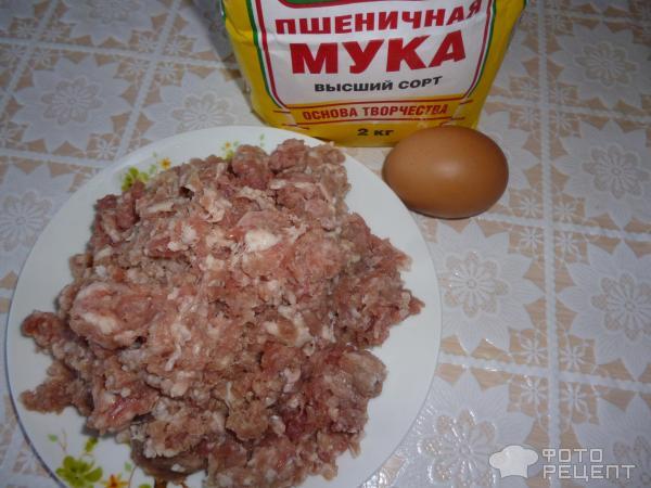 Рецепт приготовления чебуреков из мяса