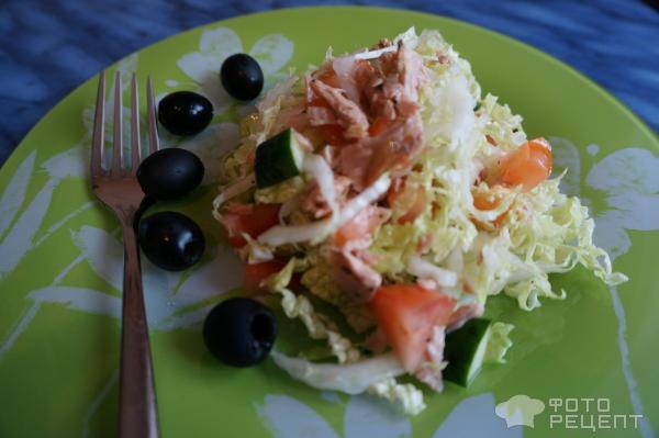 Рецепт из тунца консервированного рецепт пошагово в