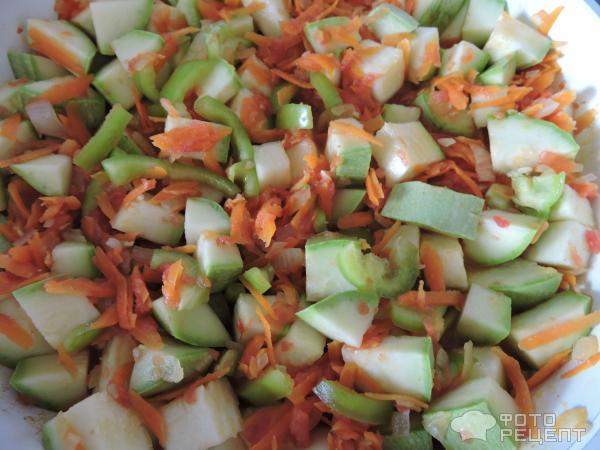 Кабачки жареные с фаршем рецепты с фото