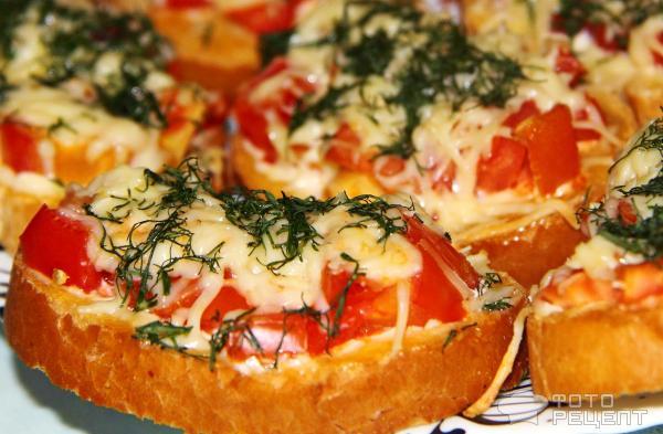 Вкусные горячие бутерброды рецепты с фото