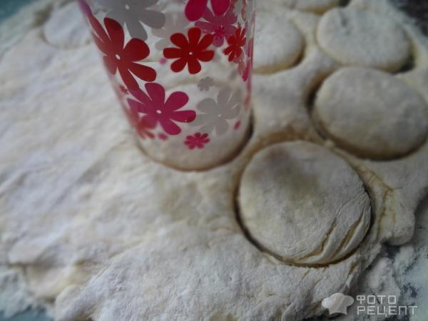Колечки из творога с фото