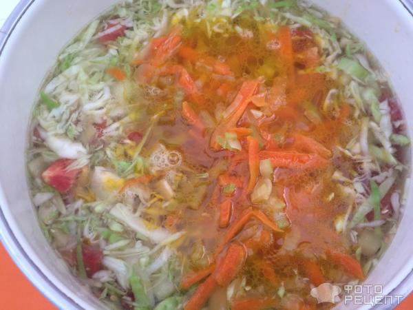 Боннский суп фото