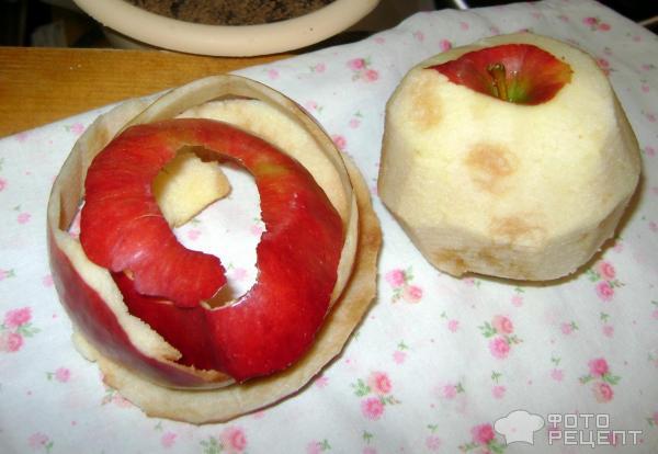 Готовим шарлотку из яблок пошаговое фото