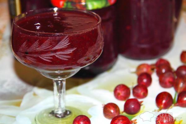 Как сделать десертное вино из крыжовника