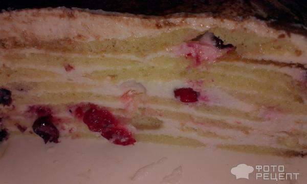 Молочная девочка рецепт торта творожный крем