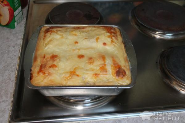 Домашняя лазанья рецепт с пошаговый