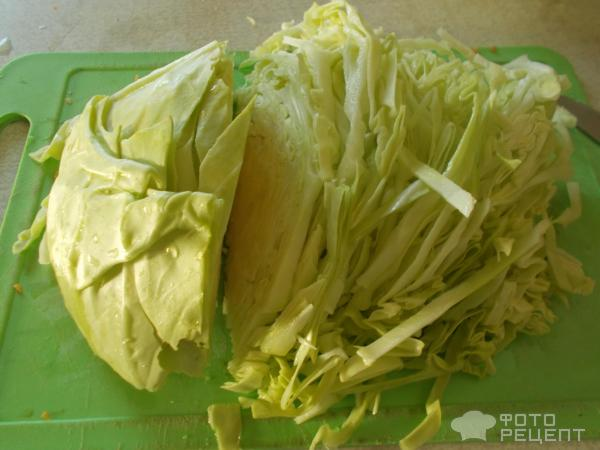 Классическая солянка из капусты