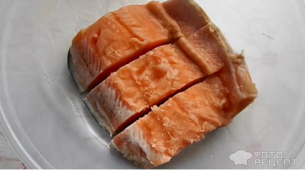 Филе горбуши жареное рецепт с фото